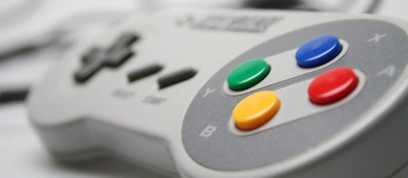 Création d'un console de Retro-Gaming